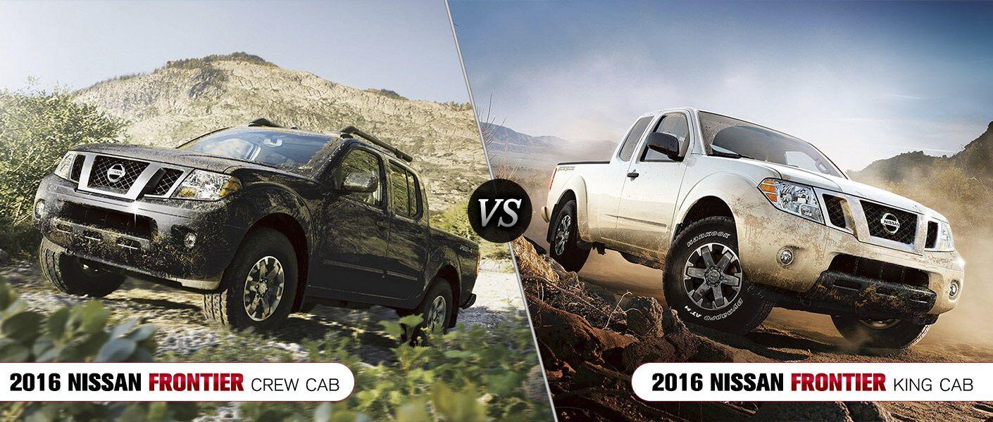 2018 Nissan Frontier King Cab >> Xterra Vs Frontier | Autos Post