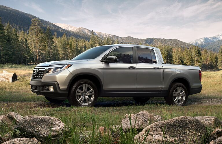 Click here to read more about the 2017 Honda Ridgeline