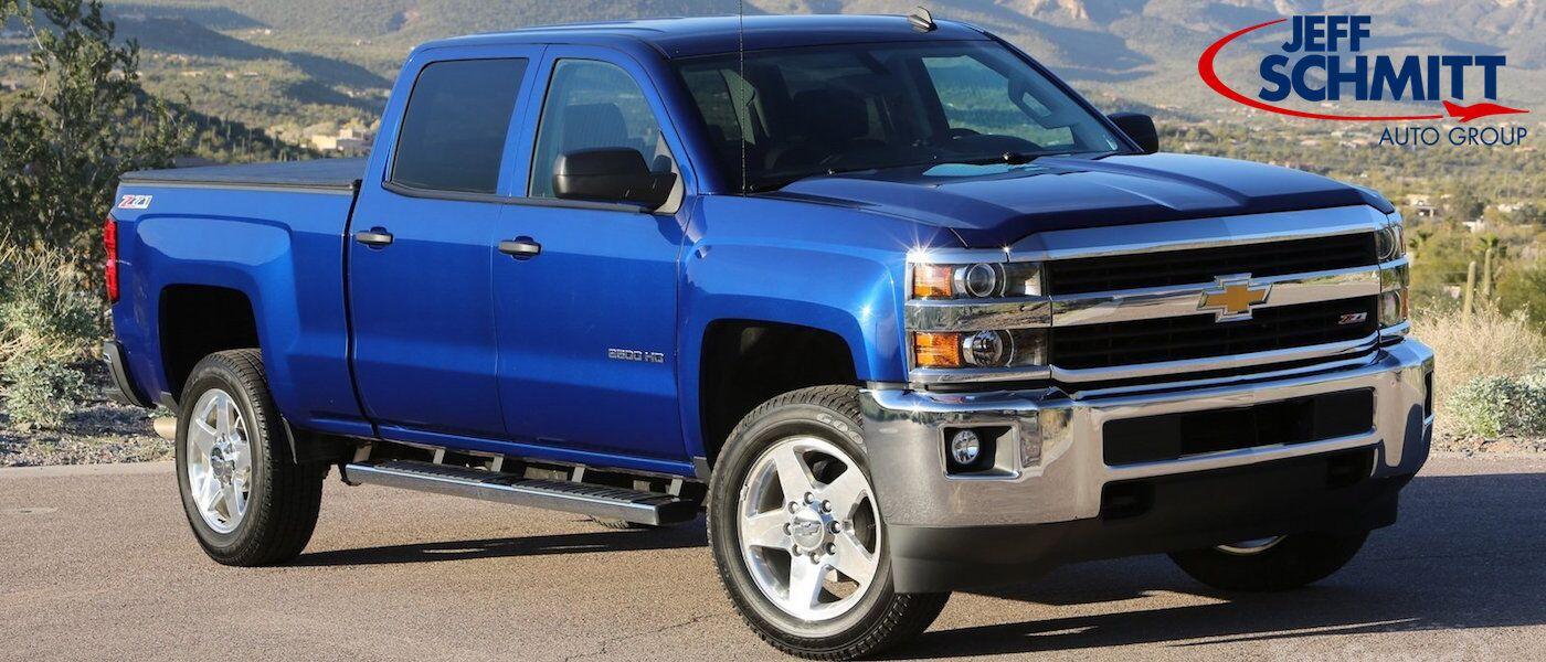 New Chevrolet Silverado 1500 Dayton Oh
