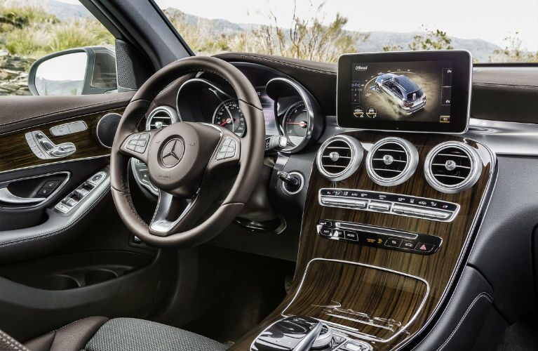 2016 Mercedes Benz Glc Interior