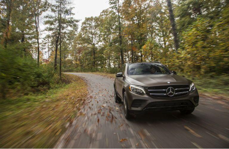2016 mercedes benz glc vs 2016 lexus rx for Mercedes benz finance contact