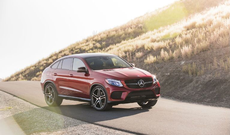 Mercedes-Benz GLE Coupe vs