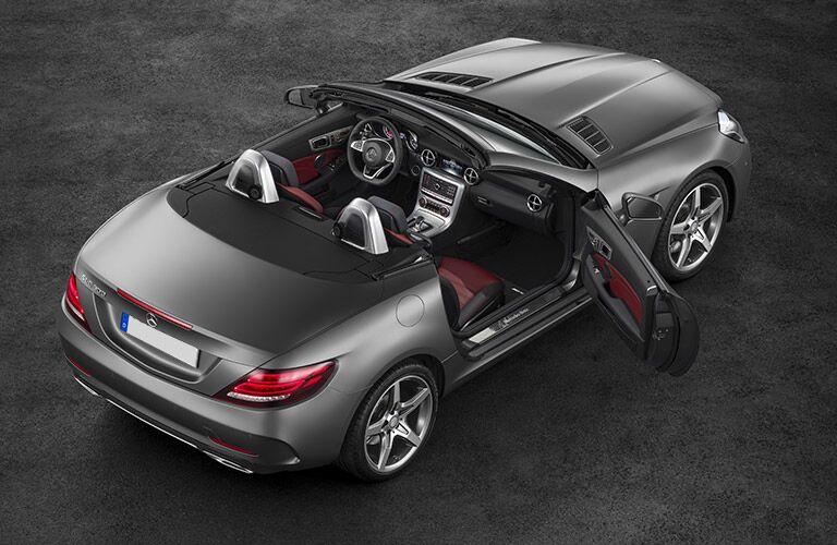 2017 mercedes benz slc vs 2016 mercedes benz slk for Mercedes benz employee discount