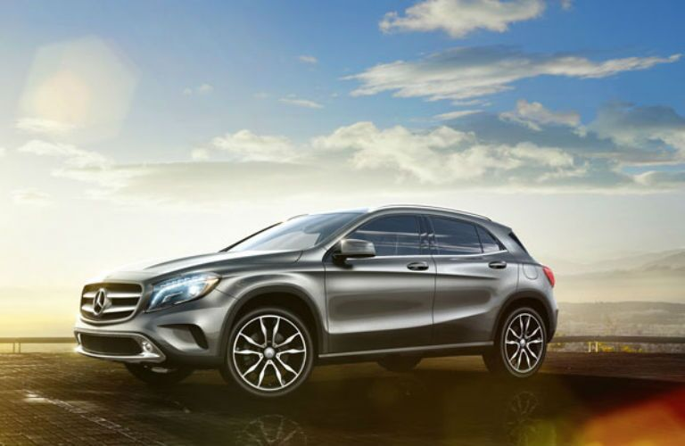 2017 Mercedes-Benz GLA discount in Scottsdale AZ