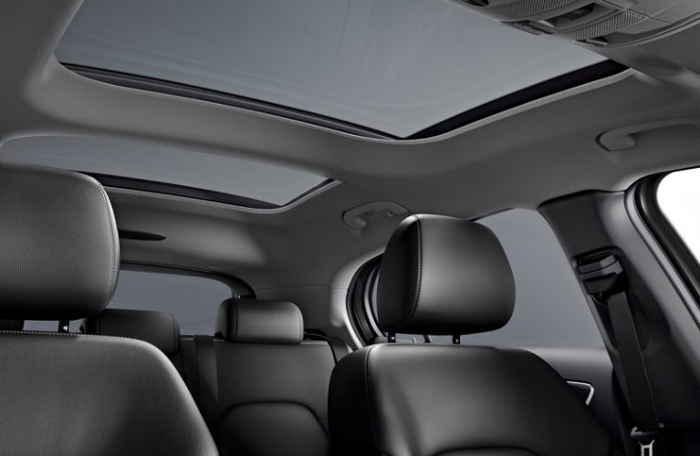 2017 Mercedes-Benz GLA Panorama Sunroof