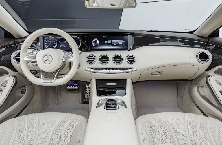 2017 Mercedes-Benz S-Class COMAND Navigations
