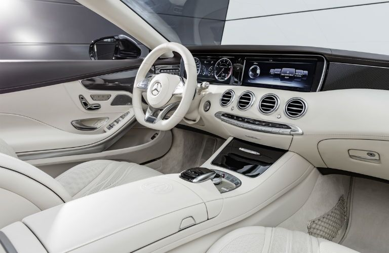 2017 Mercedes-Benz S-Class Dashboard
