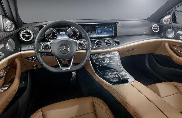 Mercedes-AMG E63 Interior