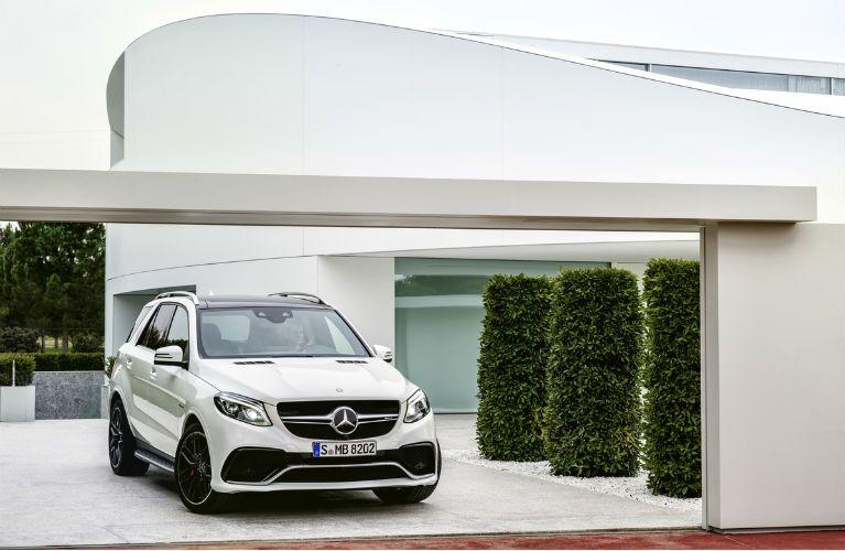 2017 Mercedes-AMG GLE63 S Horsepower