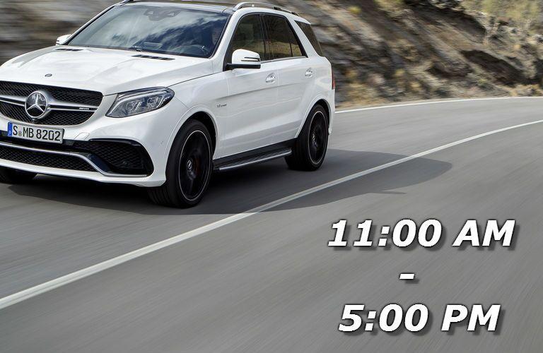 Mercedes benz customer appreciation event for Mercedes benz north america customer service