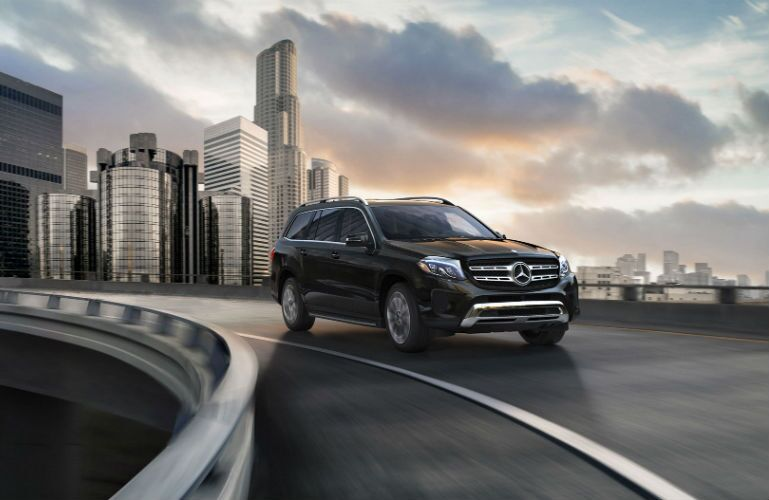 2017 Mercedes-Benz GLS SUV Tax Exemptions