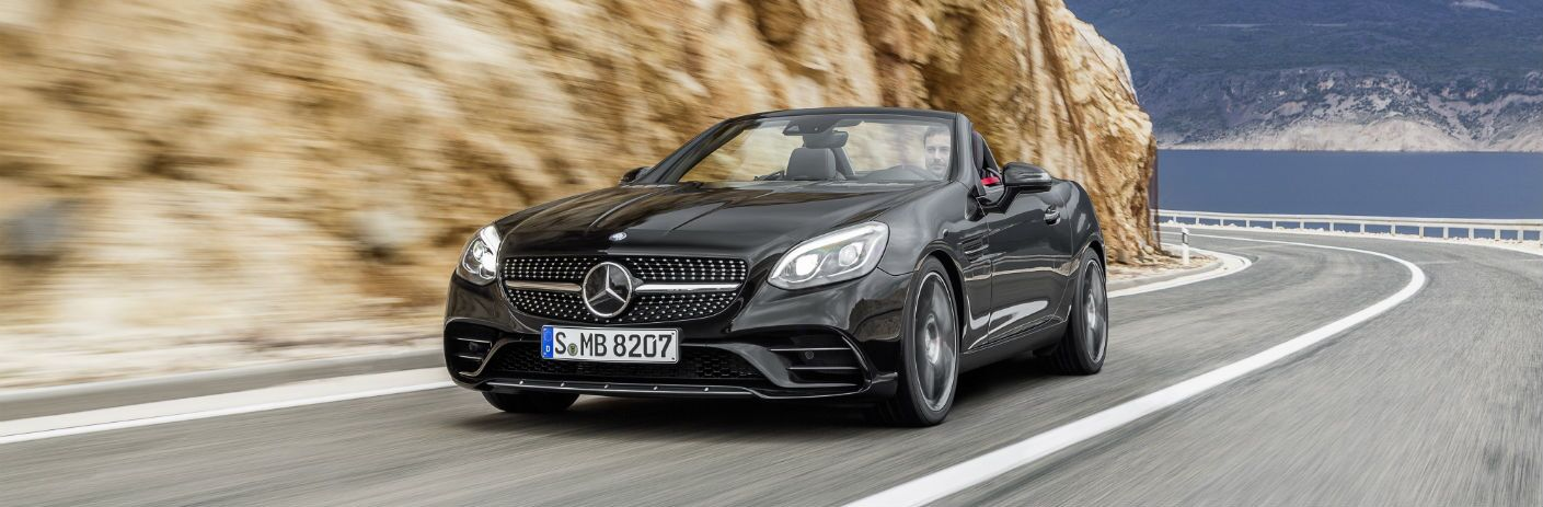 2017 Mercedes-Benz SLC Scottsdale AZ