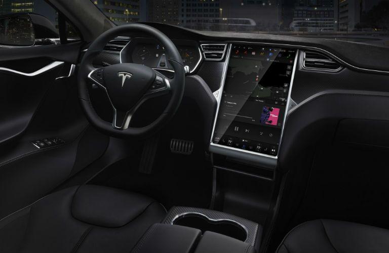 2017 Mercedes Benz S Class Vs 2017 Tesla Model S