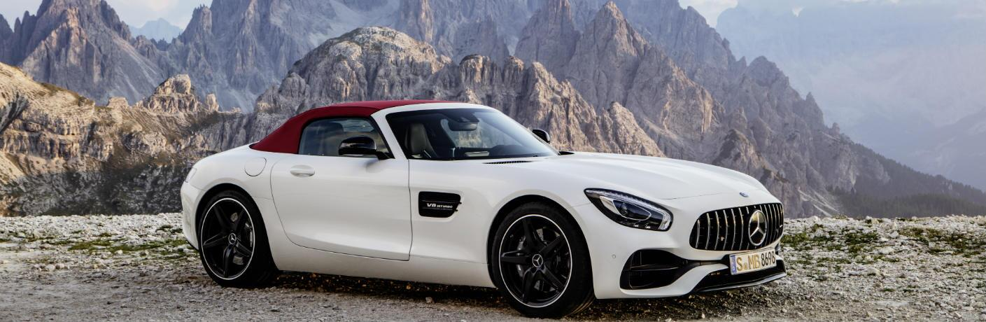 2018 Mercedes-AMG GT Roadster Scottsdale AZ