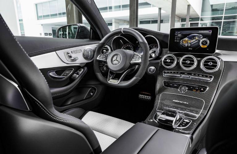 2017 Mercedes-Benz C-Class Coupe Sport Steering WHeel