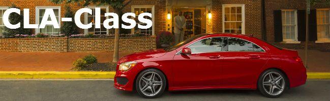 2016 Mercedes-Benz CLA-Class Red Exterior