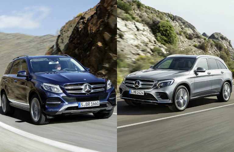 2016 mercedes benz gle class vs 2016 mercedes benz glc class. Black Bedroom Furniture Sets. Home Design Ideas