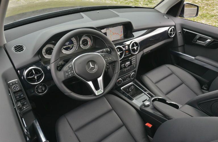 GLK200 Interior