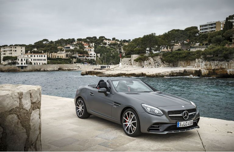 Mercedes-Benz SLC Comparisons