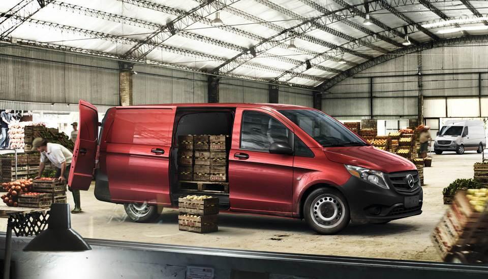 2016 Mercedes Benz Metris Cargo Van Scottsdale Az