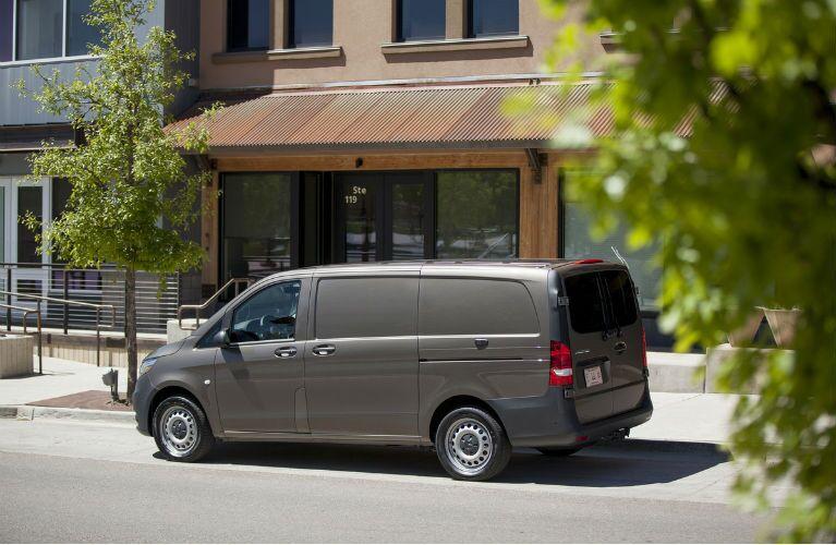 Metris Utility Van