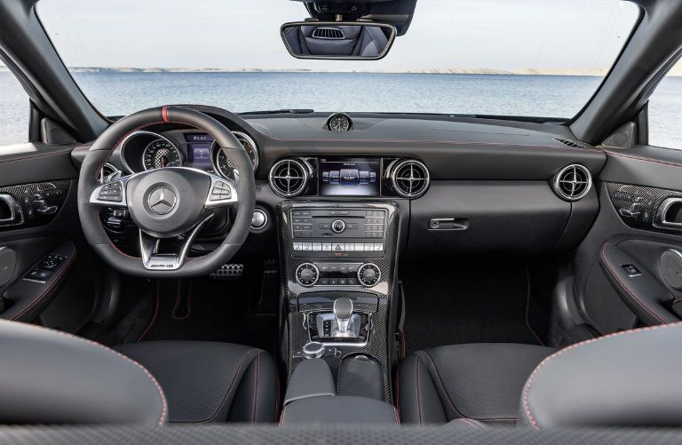 2017 Mercedes-AMG SLC43 Interior
