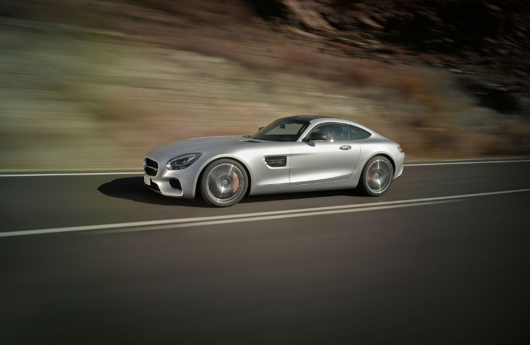 Mercedes-AMG GT Comparisons