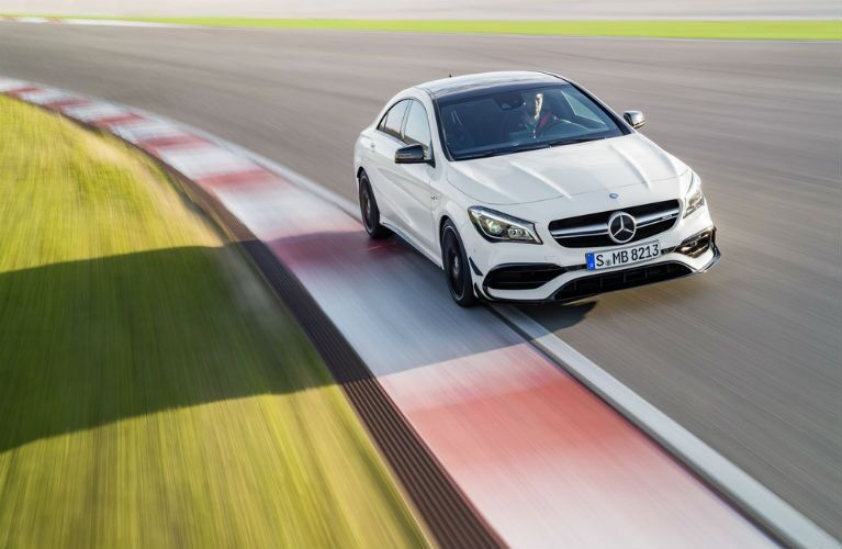 Mercedes-Benz C-Class Competition Comparison