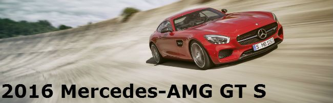 2016 Mercedes-AMG GT S Scottsdale AZ