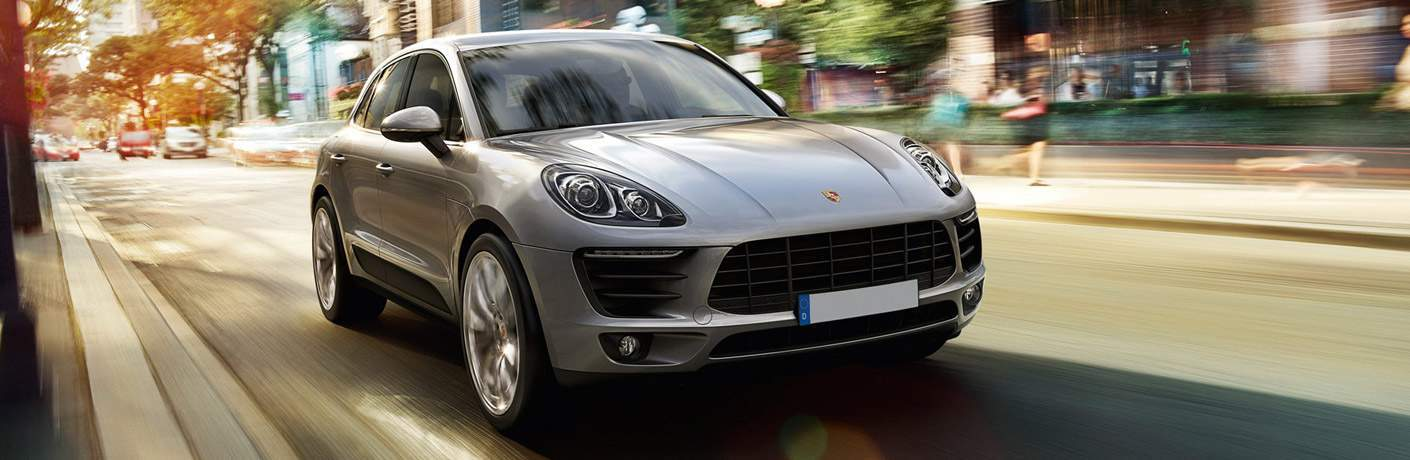 Used Porsche Macan Dallas TX