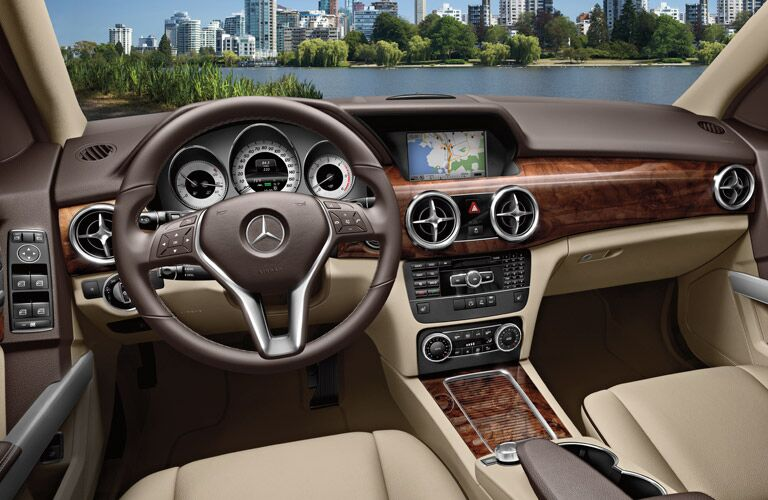 If you're looking for space and versatility, check out a used Mercedes-Benz GLK-Class near Dallas TX.