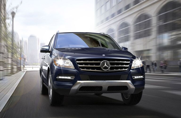 Visit Autos of Dallas to test drive a used Mercedes-Benz M-Class near Dallas TX.