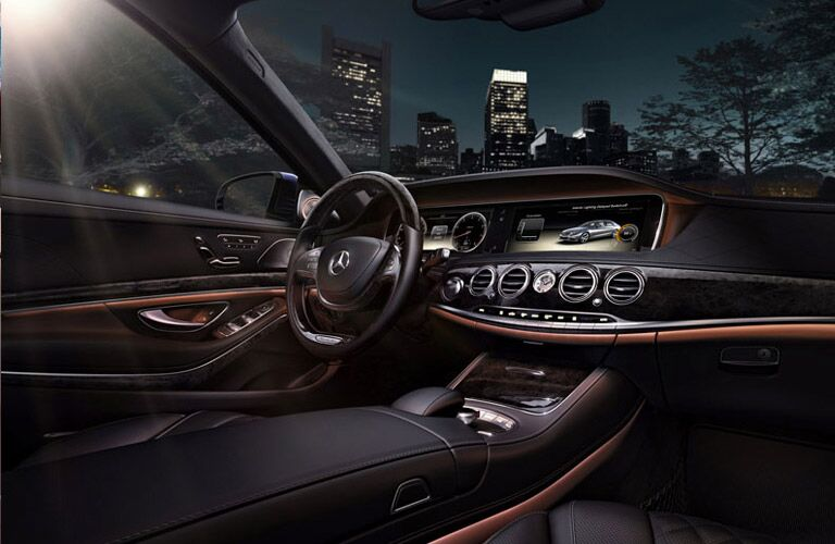 Test drive a used Mercedes-Benz S-Class near Dallas TX.