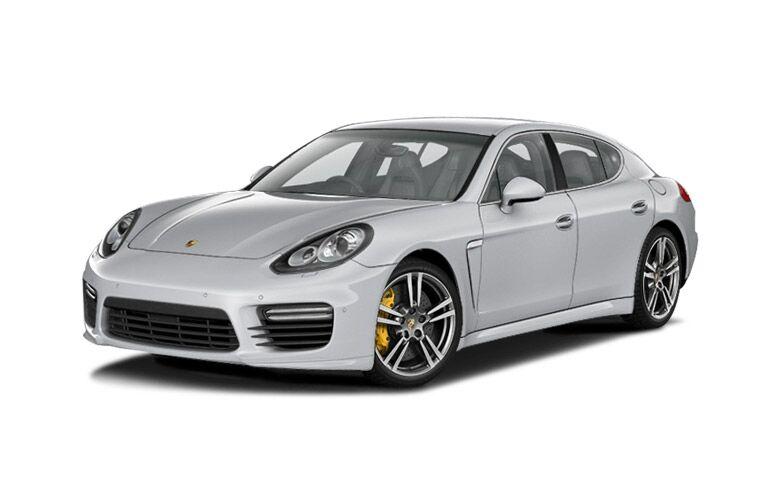 Porsche Panamera exterior