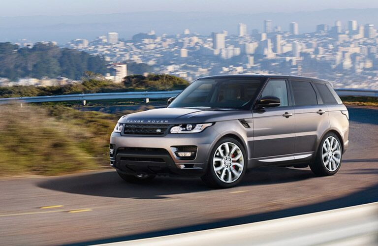Used Land Rover Range Rover Sport Dallas TX exterior
