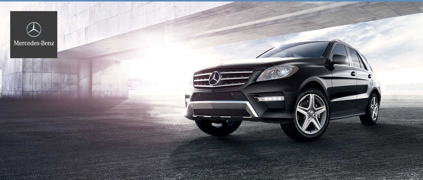 Test drive a used Mercedes-Benz M-Class near Dallas TX!