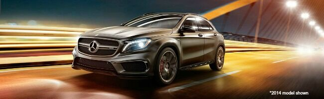 In case a used Mercedes-Benz E-Class near Dallas TX doesn't work for you, try the GLA-Class!