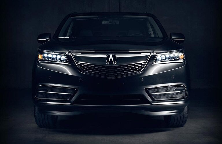 Acura MDX front view