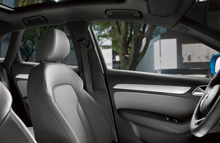 2016 Audi Q3 Front Seat Interior