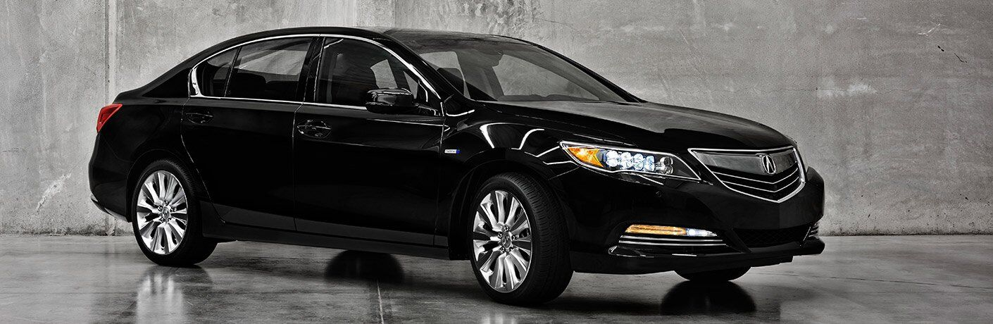 Used Acura RLX Dallas TX