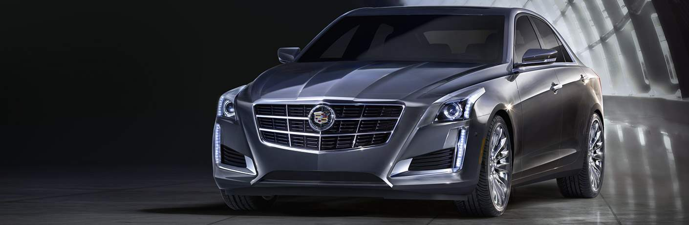2017 Cadillac CTS Dallas TX