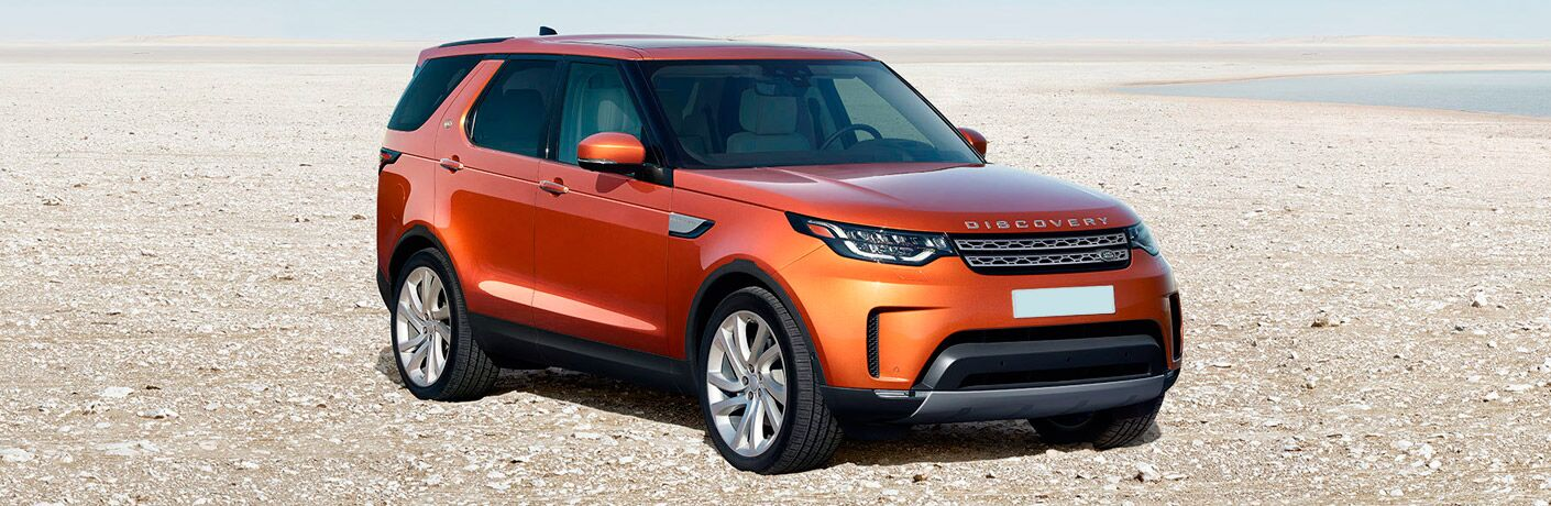 Used Land Rover Discovery models Dallas TX