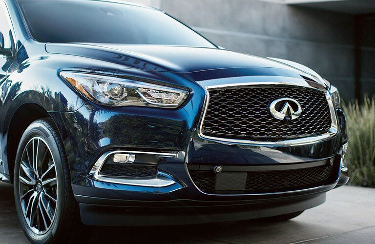 Used INFINITI QX60 front end