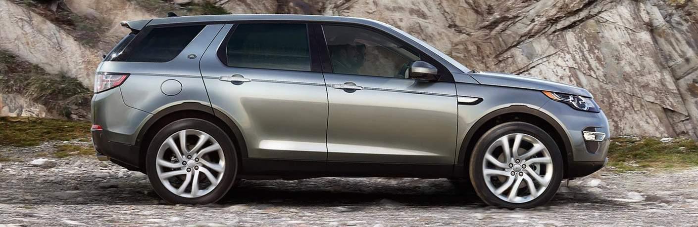 2017 Land Rover Discovery Sport Dallas TX