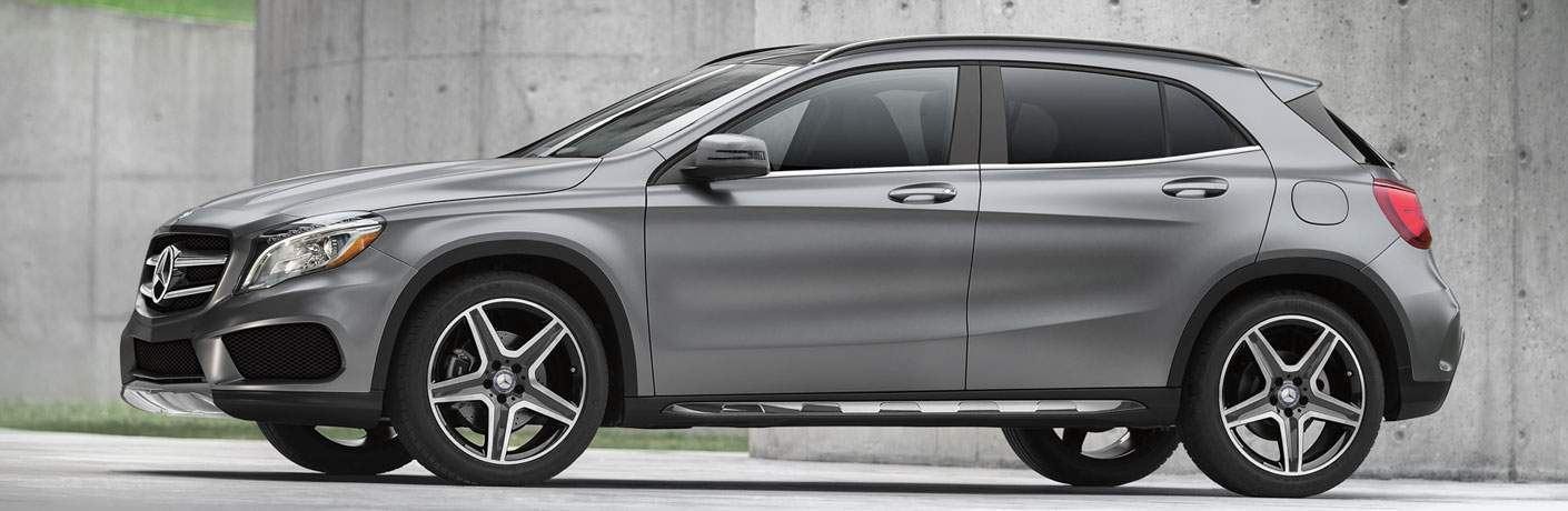 2017 Mercedes-Benz GLA Dallas TX