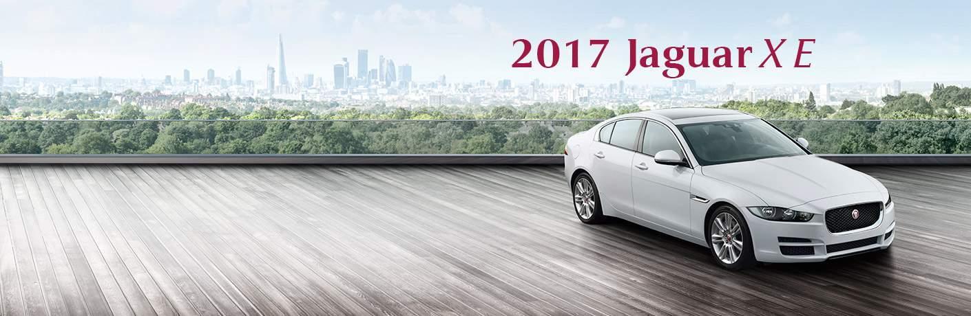 2017 Jaguar XE Dallas TX