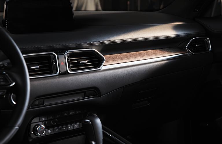 2019 Mazda CX-5 Signature Wood Dashboard Trim