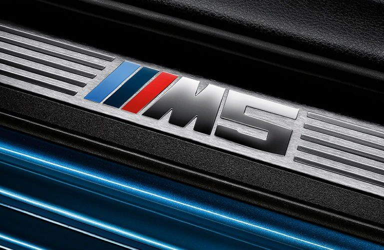 Used BMW M5 logo
