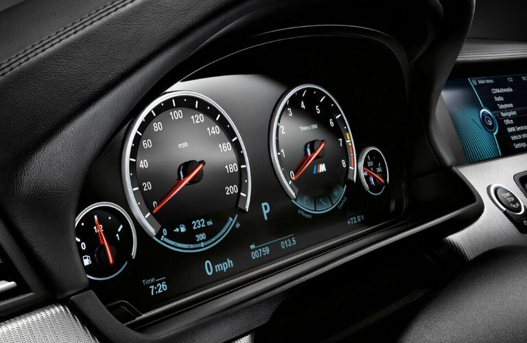 Used BMW M5 speedometers
