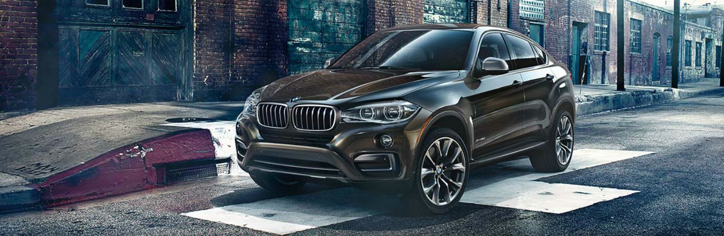 Used BMW X6 Plano TX